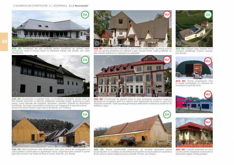 Pagina 50 - Zona Subcarpatica Buzau - Ghid de arhitectura pentru incadrarea in specificul local din ...