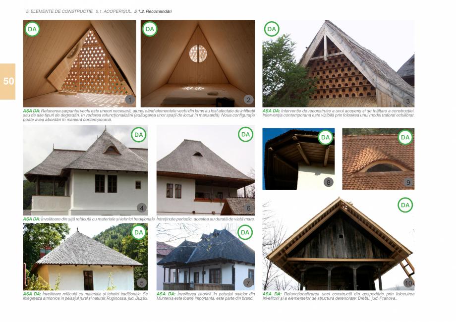 Pagina 52 - Zona Subcarpatica Buzau - Ghid de arhitectura pentru incadrarea in specificul local din ...