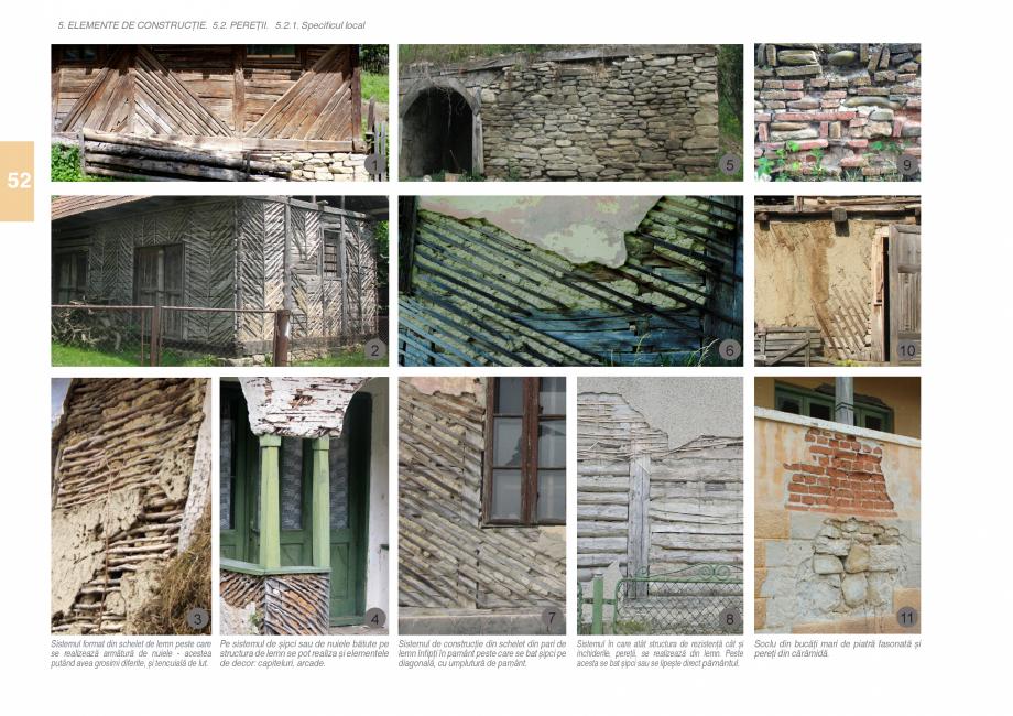 Pagina 54 - Zona Subcarpatica Buzau - Ghid de arhitectura pentru incadrarea in specificul local din ...