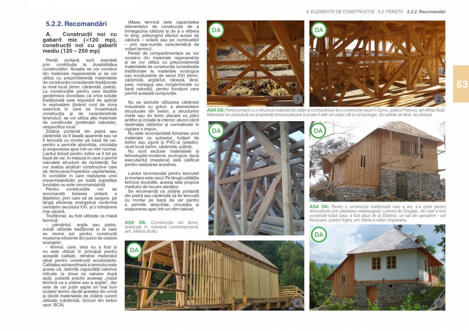 Pagina 55 - Zona Subcarpatica Buzau - Ghid de arhitectura pentru incadrarea in specificul local din ...