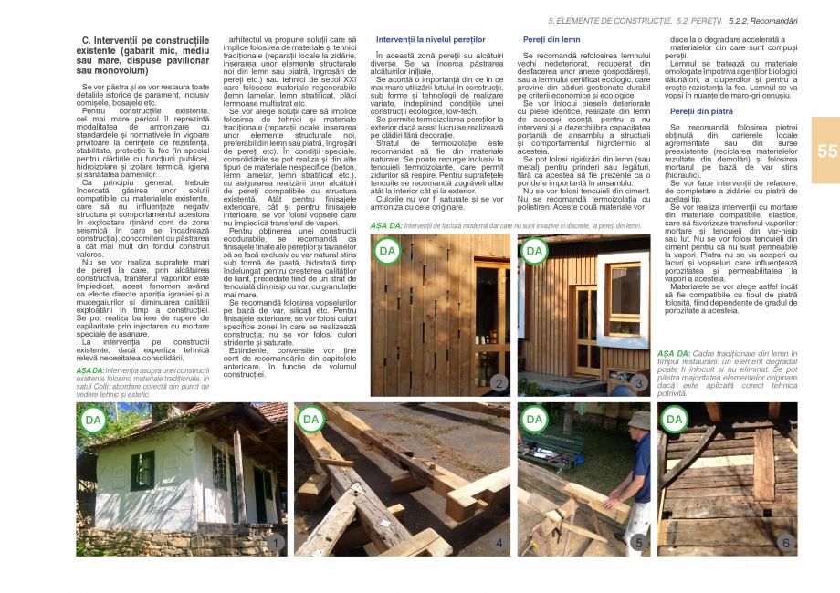 Pagina 57 - Zona Subcarpatica Buzau - Ghid de arhitectura pentru incadrarea in specificul local din ...