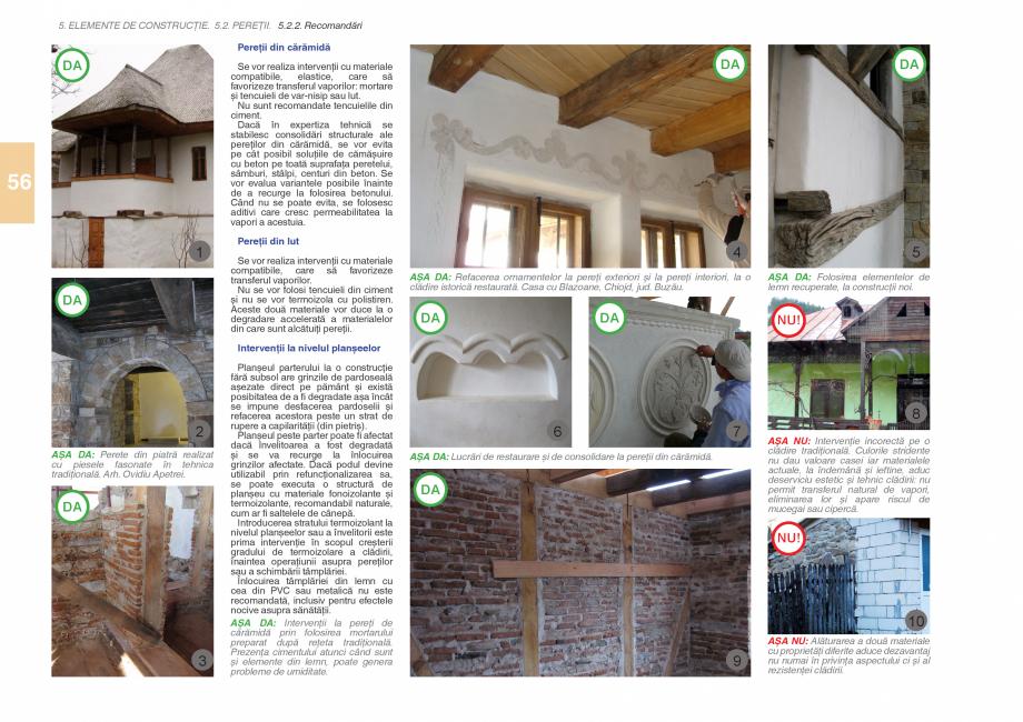 Pagina 58 - Zona Subcarpatica Buzau - Ghid de arhitectura pentru incadrarea in specificul local din ...
