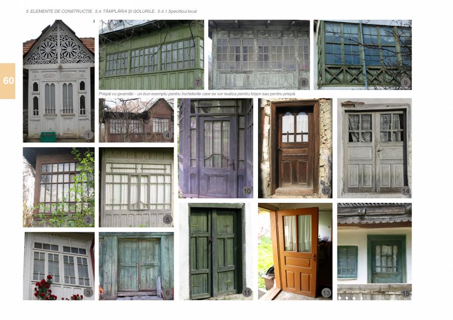 Pagina 62 - Zona Subcarpatica Buzau - Ghid de arhitectura pentru incadrarea in specificul local din ...