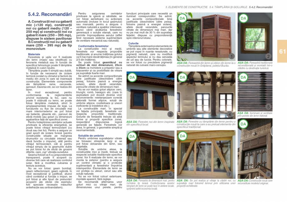 Pagina 63 - Zona Subcarpatica Buzau - Ghid de arhitectura pentru incadrarea in specificul local din ...