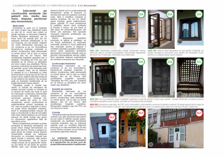 Pagina 64 - Zona Subcarpatica Buzau - Ghid de arhitectura pentru incadrarea in specificul local din ...