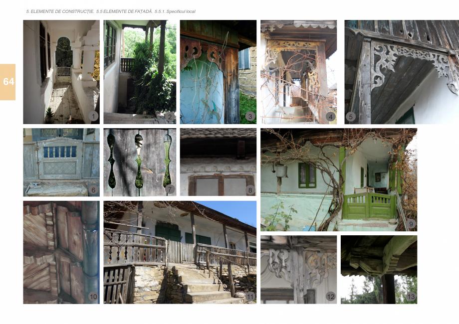 Pagina 66 - Zona Subcarpatica Buzau - Ghid de arhitectura pentru incadrarea in specificul local din ...