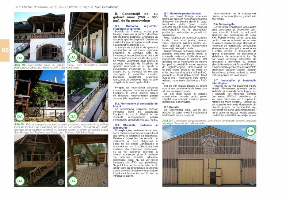 Pagina 68 - Zona Subcarpatica Buzau - Ghid de arhitectura pentru incadrarea in specificul local din ...