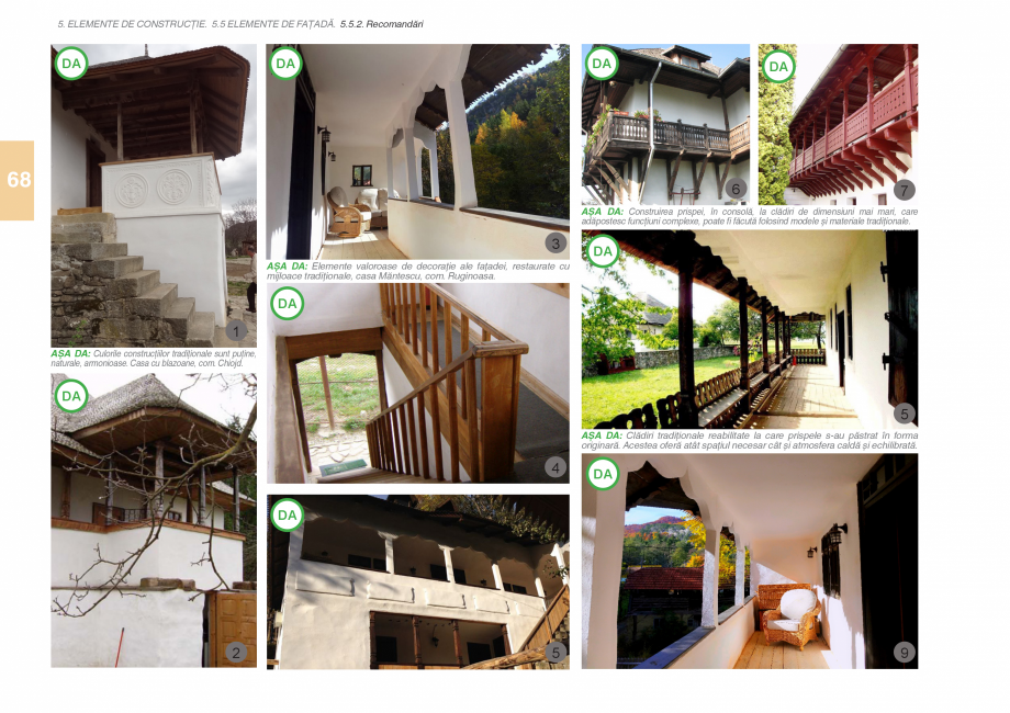 Pagina 70 - Zona Subcarpatica Buzau - Ghid de arhitectura pentru incadrarea in specificul local din ...