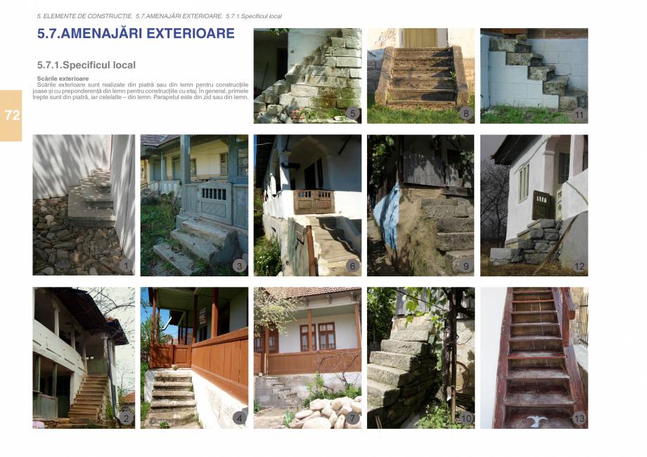 Pagina 74 - Zona Subcarpatica Buzau - Ghid de arhitectura pentru incadrarea in specificul local din ...