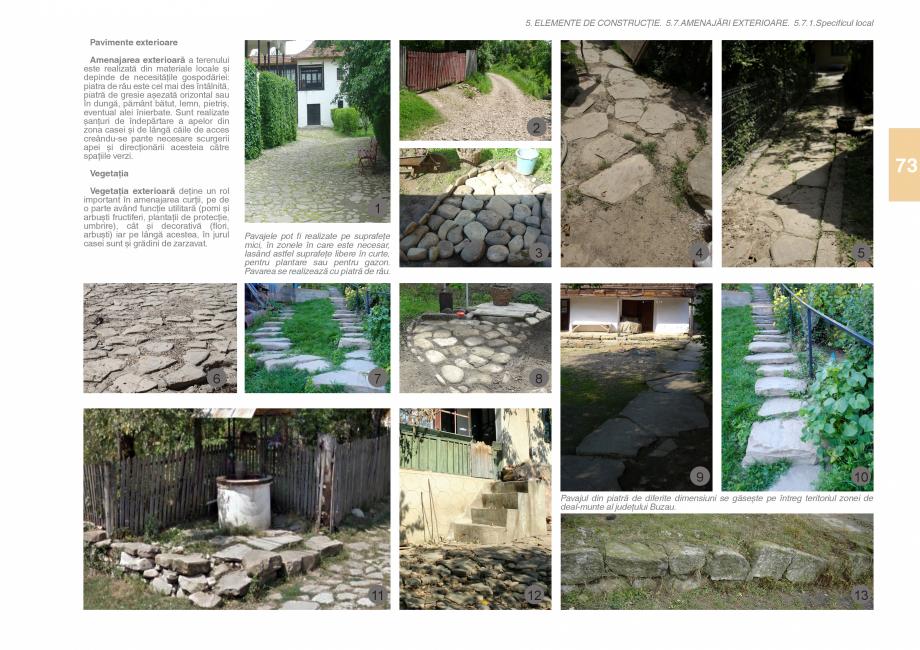 Pagina 75 - Zona Subcarpatica Buzau - Ghid de arhitectura pentru incadrarea in specificul local din ...