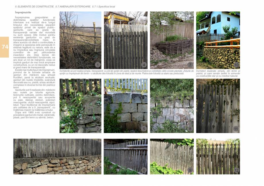 Pagina 76 - Zona Subcarpatica Buzau - Ghid de arhitectura pentru incadrarea in specificul local din ...