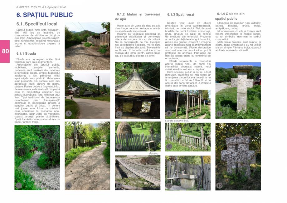 Pagina 82 - Zona Subcarpatica Buzau - Ghid de arhitectura pentru incadrarea in specificul local din ...