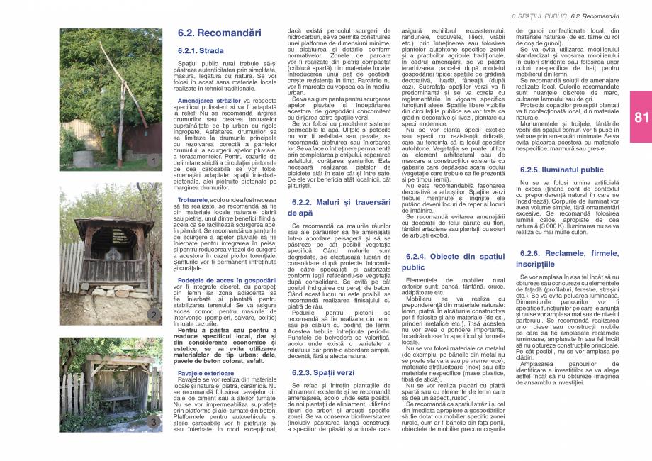 Pagina 83 - Zona Subcarpatica Buzau - Ghid de arhitectura pentru incadrarea in specificul local din ...