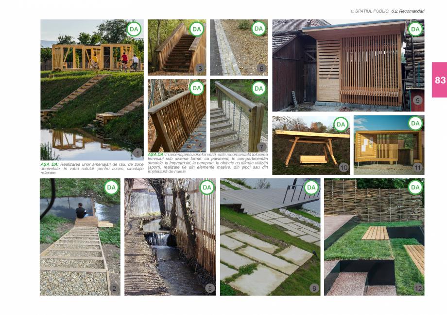 Pagina 85 - Zona Subcarpatica Buzau - Ghid de arhitectura pentru incadrarea in specificul local din ...