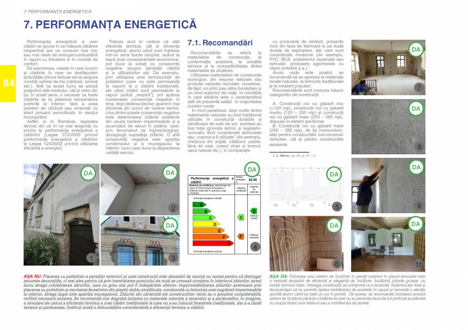 Pagina 86 - Zona Subcarpatica Buzau - Ghid de arhitectura pentru incadrarea in specificul local din ...