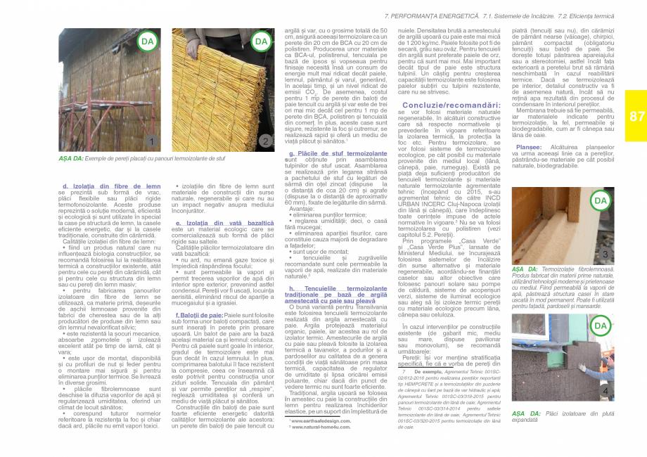 Pagina 89 - Zona Subcarpatica Buzau - Ghid de arhitectura pentru incadrarea in specificul local din ...
