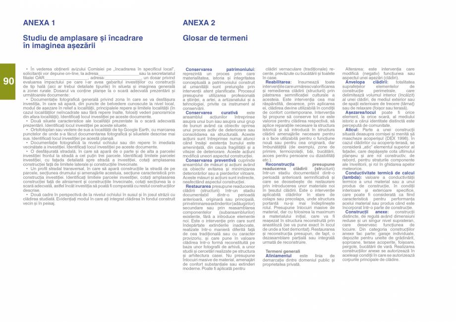 Pagina 92 - Zona Subcarpatica Buzau - Ghid de arhitectura pentru incadrarea in specificul local din ...