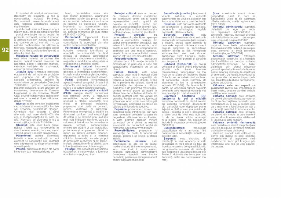 Pagina 94 - Zona Subcarpatica Buzau - Ghid de arhitectura pentru incadrarea in specificul local din ...