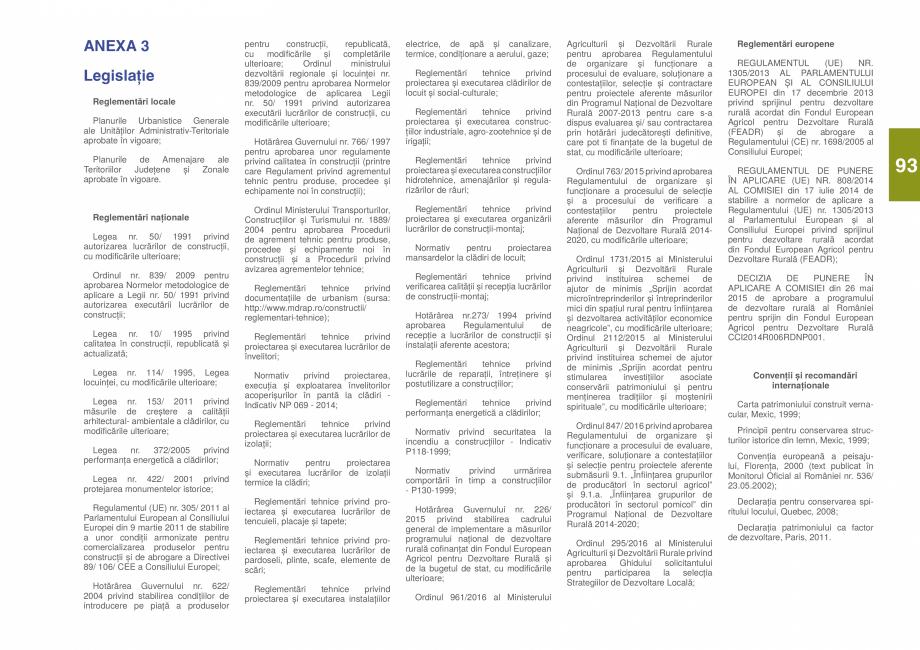 Pagina 95 - Zona Subcarpatica Buzau - Ghid de arhitectura pentru incadrarea in specificul local din ...