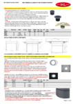 Elemente de extensie gama Perfekt / Receptori pentru parcari / HL ROMANIA