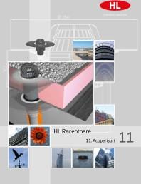 Receptoare de scurgere pentru acoperis