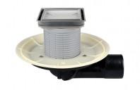 Receptoare de scurgere pentru terase si balcoane HL Hutterer & Lechner