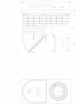 Caseta ape pluviale cu racord de evacuare orientabil HL Hutterer & Lechner - HL600NG