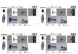 Montajul piesei de trecere prin perete cu manseta din Bitum d 40-50 mm HL Hutterer &