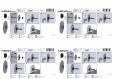Montajul piesei de trecere prin perete cu manseta din PVC d 40-50 mm HL Hutterer &