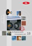 Piese de trecere prin perete, etanse, pentru tevi si cabluri HL Hutterer & Lechner