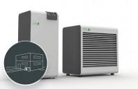 Pompe de caldura aerotermale pentru încălzirea sau racirea spatiului locuit PicoEnergy