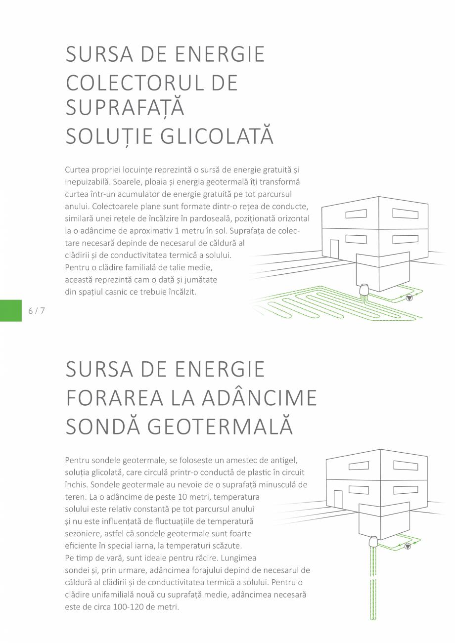 Pagina 6 - Pompa de căldură hidrotermală PicoEnergy RuralECO WPS-W412 Catalog, brosura Romana l...