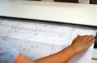 Servicii de printare si plotare planuri de constructii sau de arhitectura structura sau instalatii NOBILA CASA