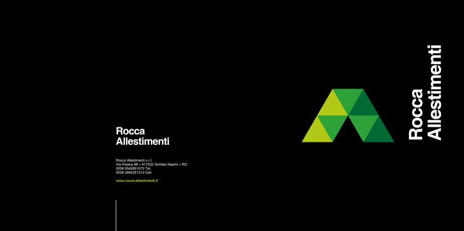 Pagina 1 - Prezentarea companiei  Catalog, brosura Italiana