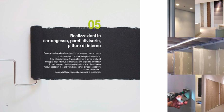 Pagina 7 - Prezentarea companiei  Catalog, brosura Italiana