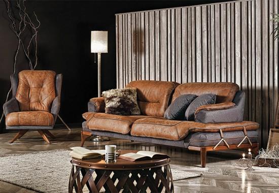 Seturi de canapele si coltare pentru casa FERMINA