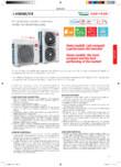 Specificatii tehnice pentru chillerul 3D INVERTER  i-Hwak V4 MAXA -