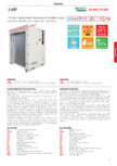 Specificatii tehnice pentru chillerul 3D INVERTER  MAXA - i-HP