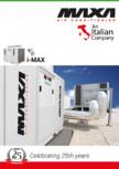 Specificatii tehnice pentru chillerele 3D Inverter MAXA - i-MAX