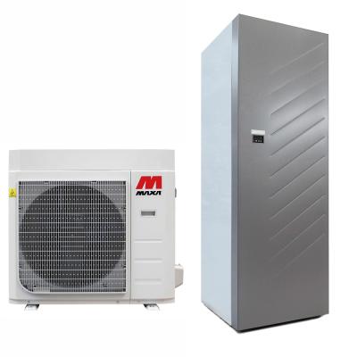 MAXA Chillerul 3D Inverter 6-12 kW si modulul de productie instant a apei calde menajere -
