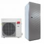 Chillerul 3D Inverter 6-12 kW si modulul de productie instant a apei calde menajere