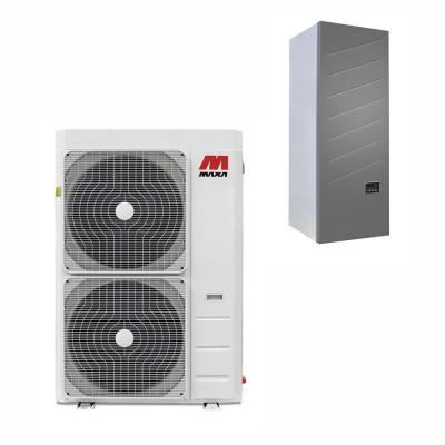 MAXA Chillerul 3D Inverter - 14-16 kW si modulul de productie instant a apei calde menajere