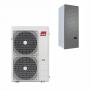 Chillerul 3D Inverter - 14-16 kW si modulul de productie instant a apei calde menajere