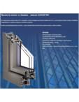 Placarea la exterior cu aluminiu a ferestrelor - Sistemul Aluclip Panoramika