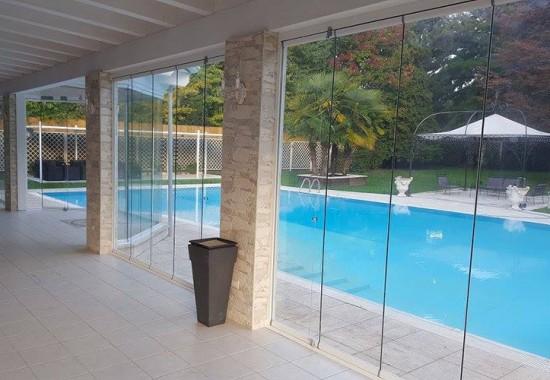 Sisteme glisante sticla pentru inchideri terase si balcoane Panoramika