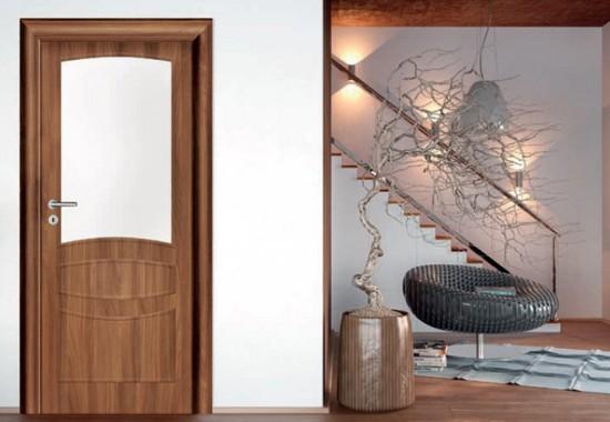 Usi din lemn pentru interior Panoramika