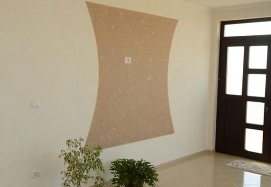 Tapet lichid antialergic pentru pereti si tavane WEMA