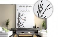 Tencuiala decorativa din matase (tapet lichid) WEMA