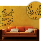 Tapet lichid - B6005Kreis - Tapet lichid (tencuiala decorativa) din matase