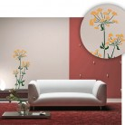 Tapet lichid - B6024Kreis - Tapet lichid (tencuiala decorativa) din matase